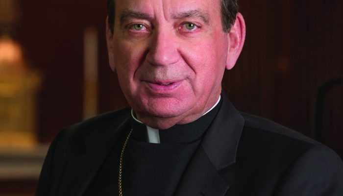 Archbishop's Homily For CMA Announcement Weekend