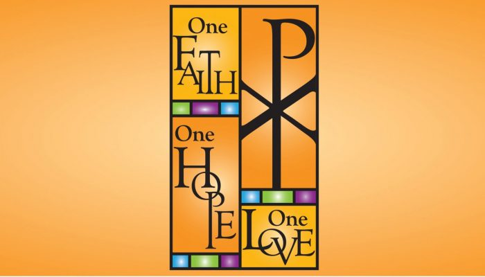 One Faith, One Hope, One Love Campaign Update