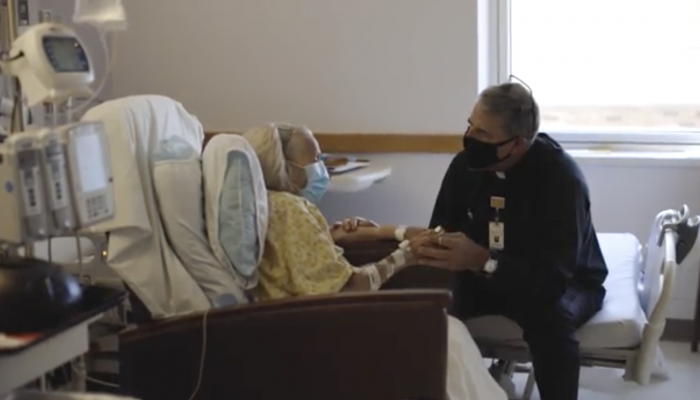 Catholic Ministry Appeal Shines The Light On Hospital Ministry