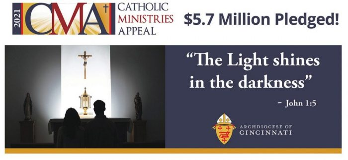 $5.8 Million Pledged For Catholic Ministries Appeal