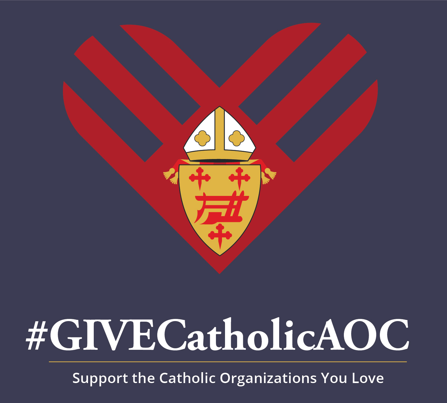 #GIVECatholicAOC Registration Is OPEN